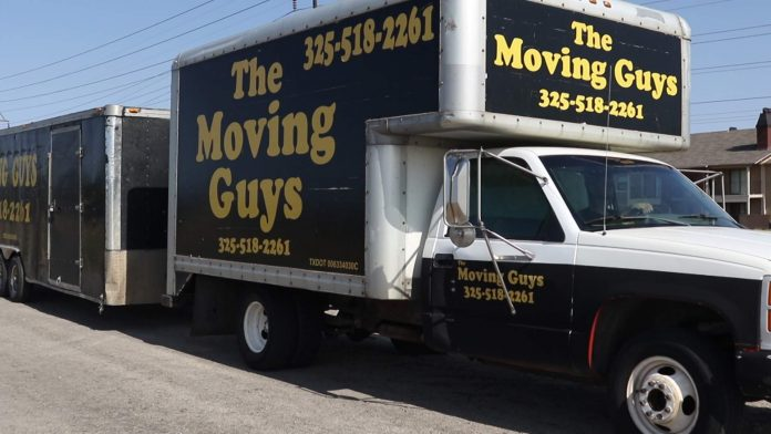 The Moving Guys