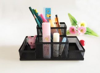 office desk stationery