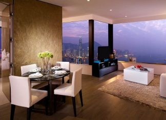 luxury serviced apartment hk