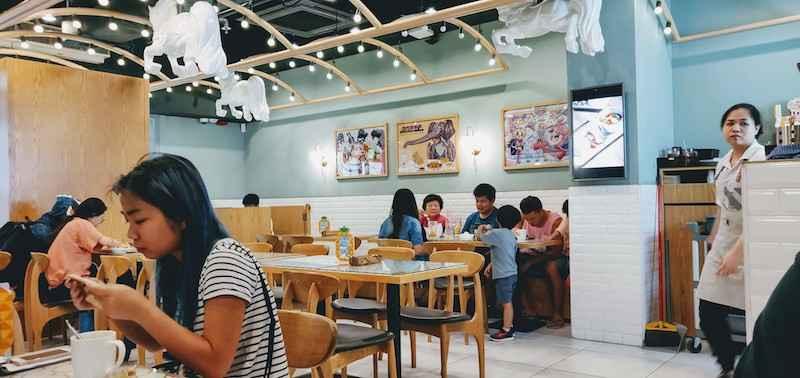 Restaurants in TST